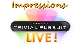 (Impressions) Trivial Pursuit Live! (Xbox 360)