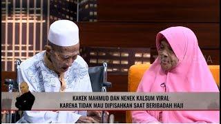 Viral Pasangan Lansia Romantis Tak Terpisahkan Saat Ibadah Haji | HITAM PUTIH (10\/09\/19) Part 1