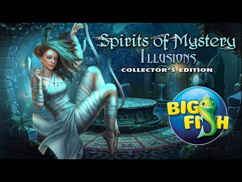 Spirits Of Mystery: Illusions (CE) Walkthrough Gameplay NO COMMENTARY