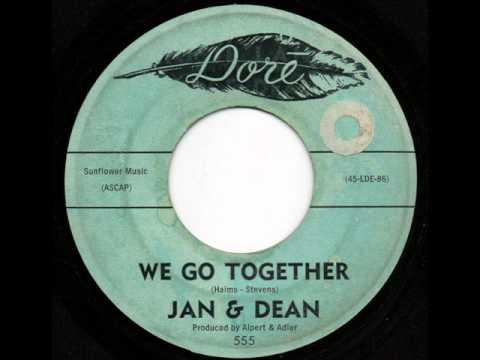 Jan & Dean - We Go Together