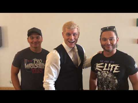 """""""AEW Comes To AAA"""" - Being The Elite Ep. 143"""