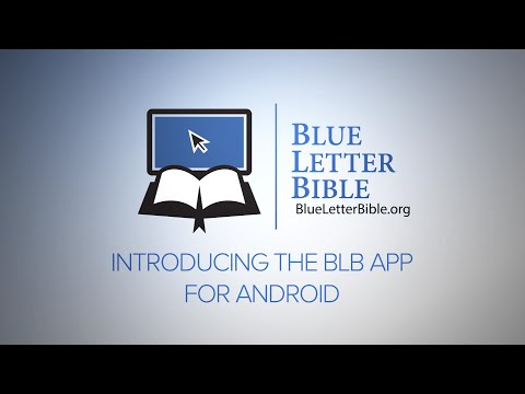 blue letter audio bible free bible app for android bible is doovi 20646 | hqdefault