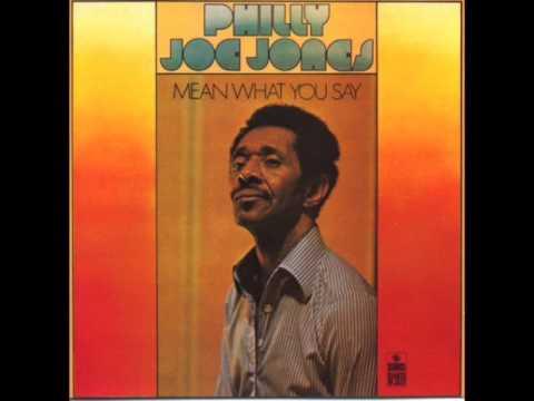 """Philly Joe Jones — """"Mean What You Say"""" [Full Album] (1977)"""