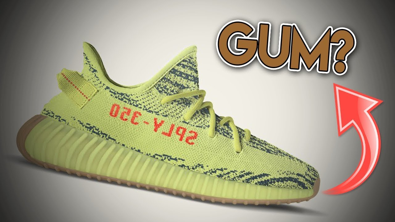 *HUGE* CHANGE TO THE NEWEST YEEZY BOOST 350 V2 FALL/WINTER SNEAKER  RELEASES!!! ( MUST SEE THIS!!! )