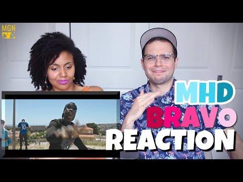 MHD - Bravo | REACTION
