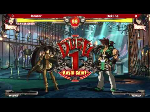 Omaha Weeklies! Guilty Gear Xrd REV 2 07/07/2017