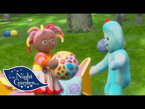 In The Night Garden 209 - Upsy Daisy, Iggle Piggle, And The Bed And The Ball | Videos For Kids