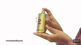 212 VIP Perfume for Women by Carolina Herrera