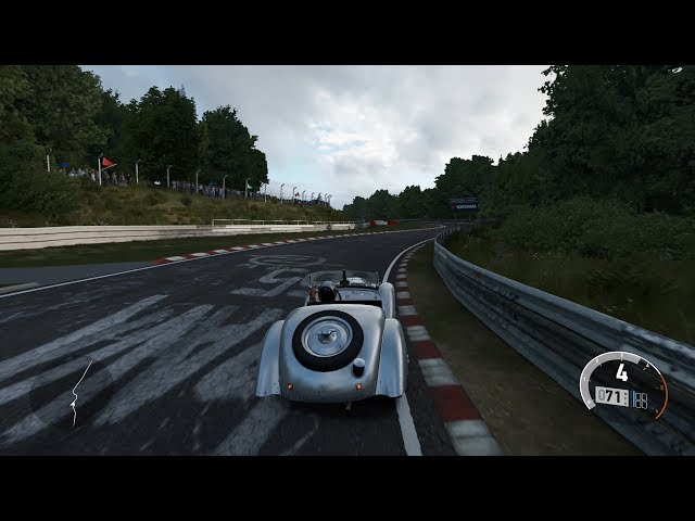 Forza Motorsport 7 - 1939 BMW 328 Gameplay