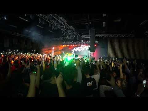 Эндшпиль и Мияги концерт в Караганде