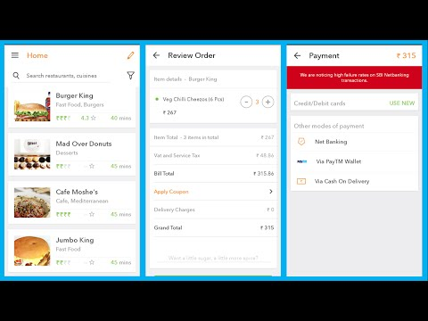 Swiggy Food Order & Delivery (HINDI)