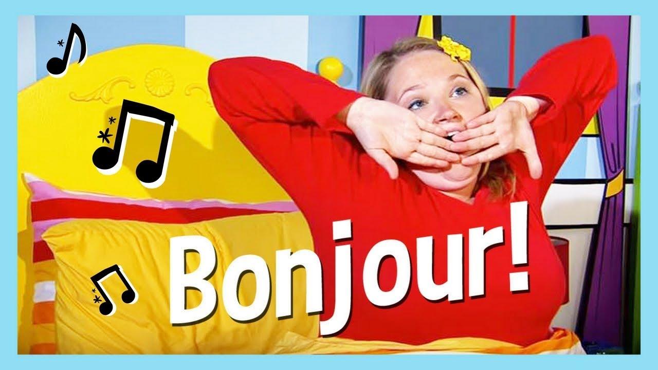Häufig Chanson : Bonjour - YouTube HO87