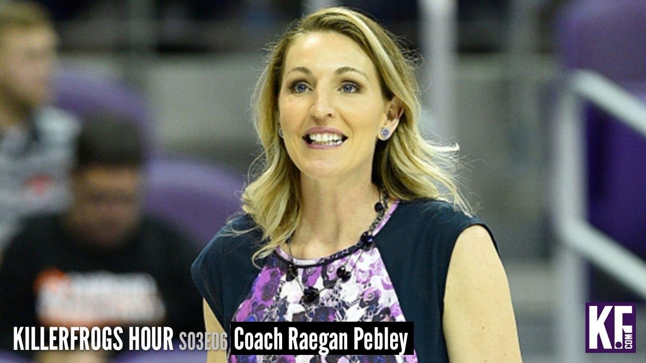 KillerFrogs Hour S03E06: Coach Raegan Pebley - YouTube