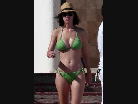 Brazzers green bikini cable understand you