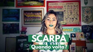 CONTUSÃO DO SCARPA É SÉRIA / COMO ADQUIRIR UMA CADEIRA DO ANTIGO PALESTRA