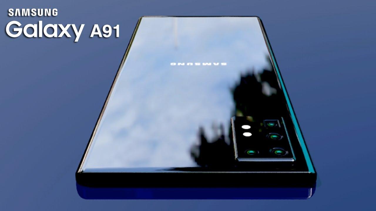 Samsung Galaxy A91 ! Upcoming Samsung galaxy 2021 Smartphone