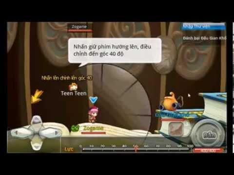 [Game mobile] GUNNY 3D Dành cho MOBILE - TEENTEEN