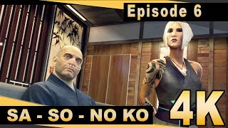Hitman (PC) - 4K Gameplay - Episode 6 - Hokkaido - Situs Inversus - SA, SO, No KO [4K]