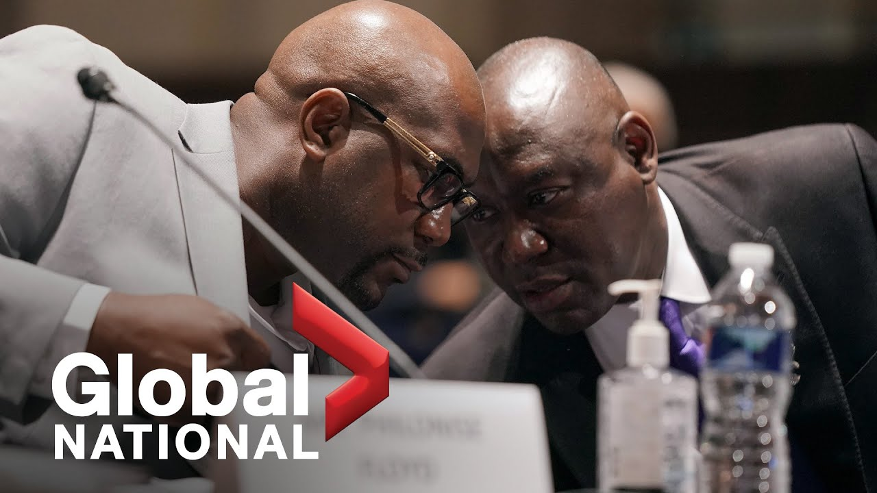 Global National: June 10, 2020 | George Floyd's brother pleads with lawmakers to overhaul polic