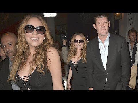 Mariah Carey and James Packer Have 'his and hers' Yachts from YouTube · Duration:  47 seconds