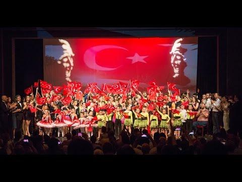 """""""1283"""" ÇOCUKLAR - LATİNO BÜYÜK GÖSTERİSİ 2016"""
