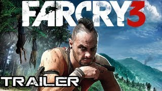 Far Cry 3 - Trailer [HD][HQ]