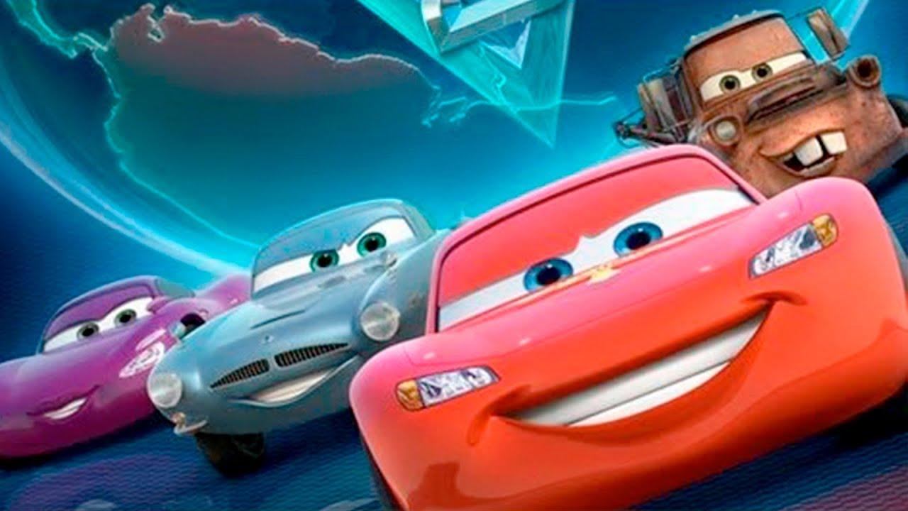 Cars  Pelicula Completa