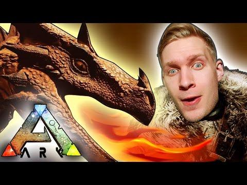 FIRE WYVERN! #5 - Ark Survival Evolved: Extinction Core