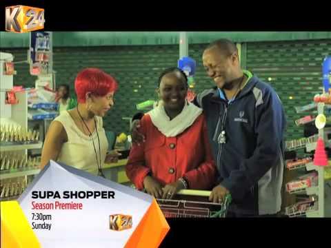 Supa Shopper Season Premiere