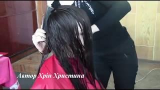 Стрижка Аврора, техніка виконання