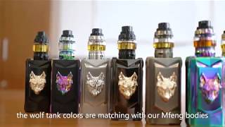 Snowwolf Mfeng Kit, especially introduction of the wolf tank