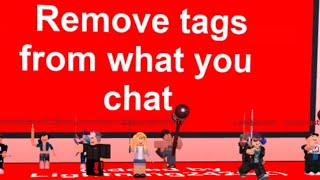 Roblox | Powering Tags