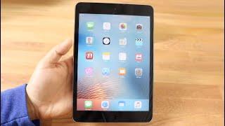 iPad Mini 1 In 2019! (Still Worth It?) (Review)