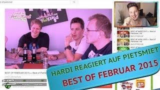 DER HARDI reagiert auf PIETSMIET | Best of Februar 2015