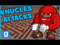 KNUCKLES ATTACKS
