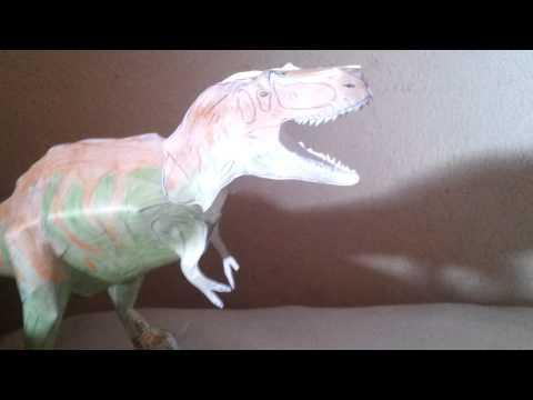 DinoArt: Gorgosaurus