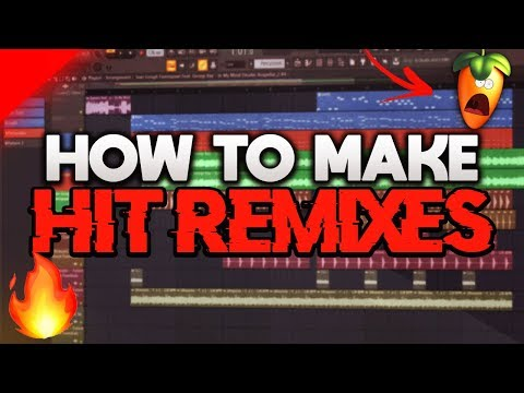 How to make a HIT REMIX