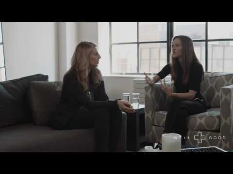 Hilary Swank on overcoming insecurities in life