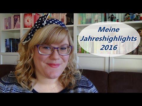 Meine Jahreshighlights 2016 l Top 16 aus 2016