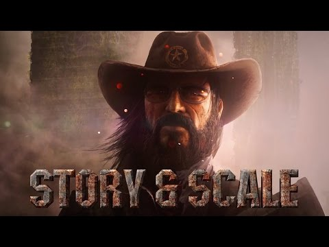 Story And Scale In Wasteland 2: Director's Cut - Official Dev Diary