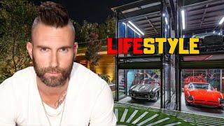 Adam Levine Lifestyle/Bioraphy 2020 -  Age | Networth | Family | Spouse | Kids | House | Cars | Pets