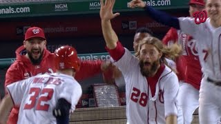 5/10/17: Wieters hits walk-off single to give Nats win