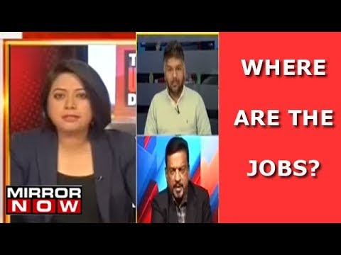 Is Unemployment India's Dark Reality? I The Urban Debate With Faye D'Souza