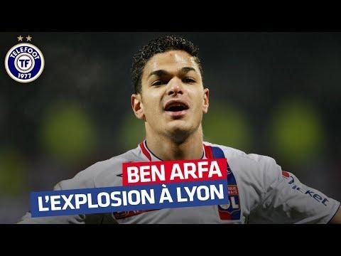 Quand Ben Arfa était le grand espoir de Lyon