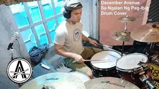 December Avenue - Sa Ngalan Ng Pag-ibig - Drum Cover