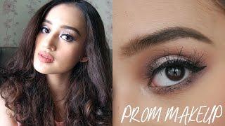 Prom Makeup Tutorial 2016 | Nadya Aqilla