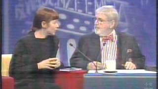 Suzanne Vega @ Jo Soares (Live in Brazil 1997) Interview & Luka