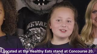 Healthy Eats at Wolf Pack Basketball Knock Knock Joke 2