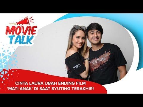 #MovieTalk Mati Anak - Cinta Laura & Film Horor Pertamanya
