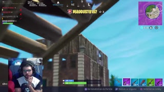 FORTNITE ((LIVE)) NEW SKIN ((TARO)-RUMO 200 SUBS!!!
